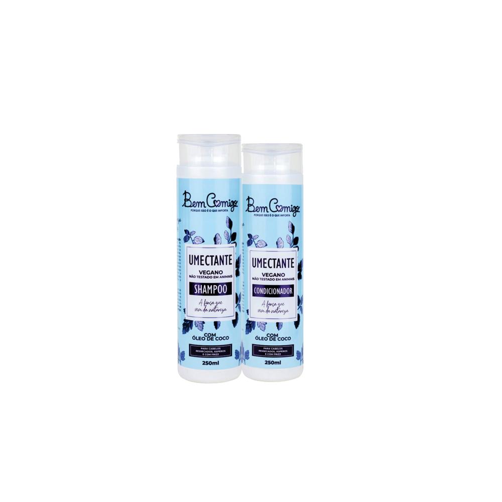 Kit Umectação Bem Comigo 3 (Shampoo e Condicionador)