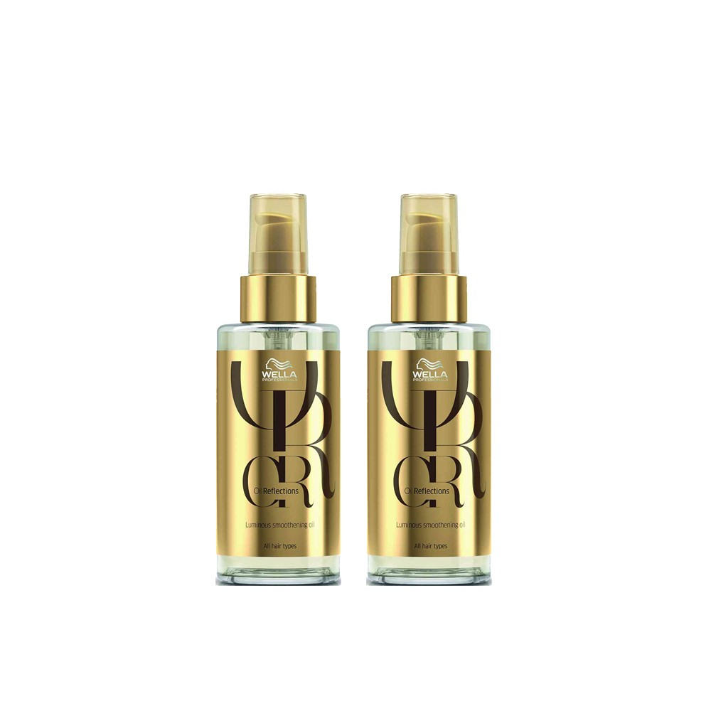 Kit Wella Oil Reflections 30ml - 02 Unidades