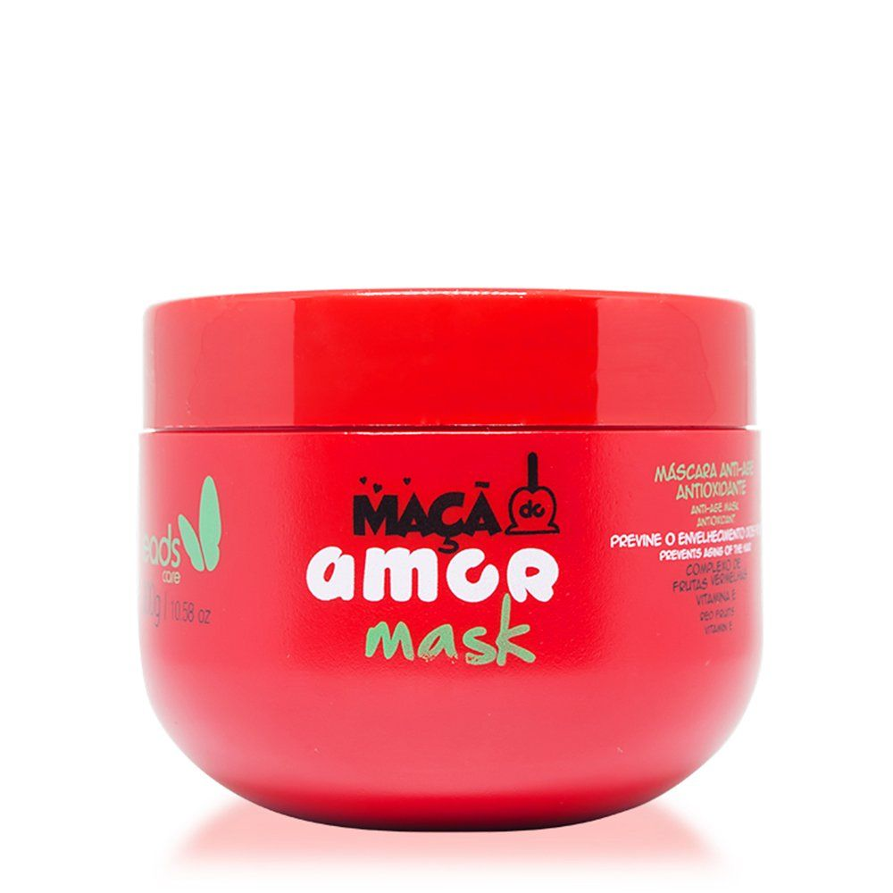 Leads Care Mascara Antioxidante Maca do Amor - 300g