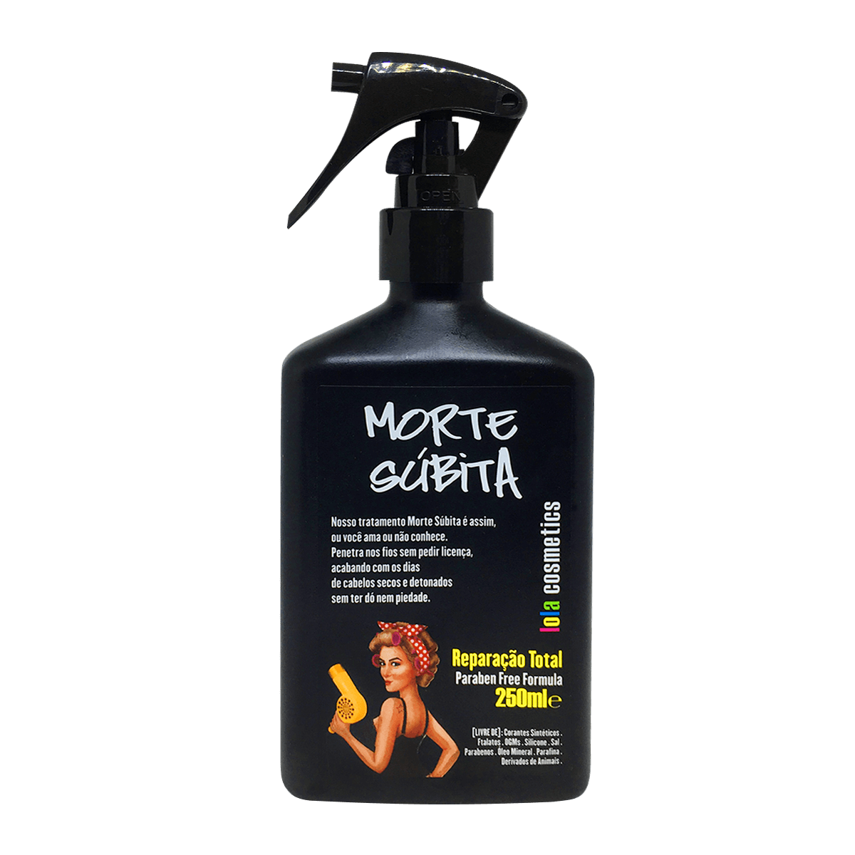 Lola Leave-in Morte Subita Reparacao Total - 250ml