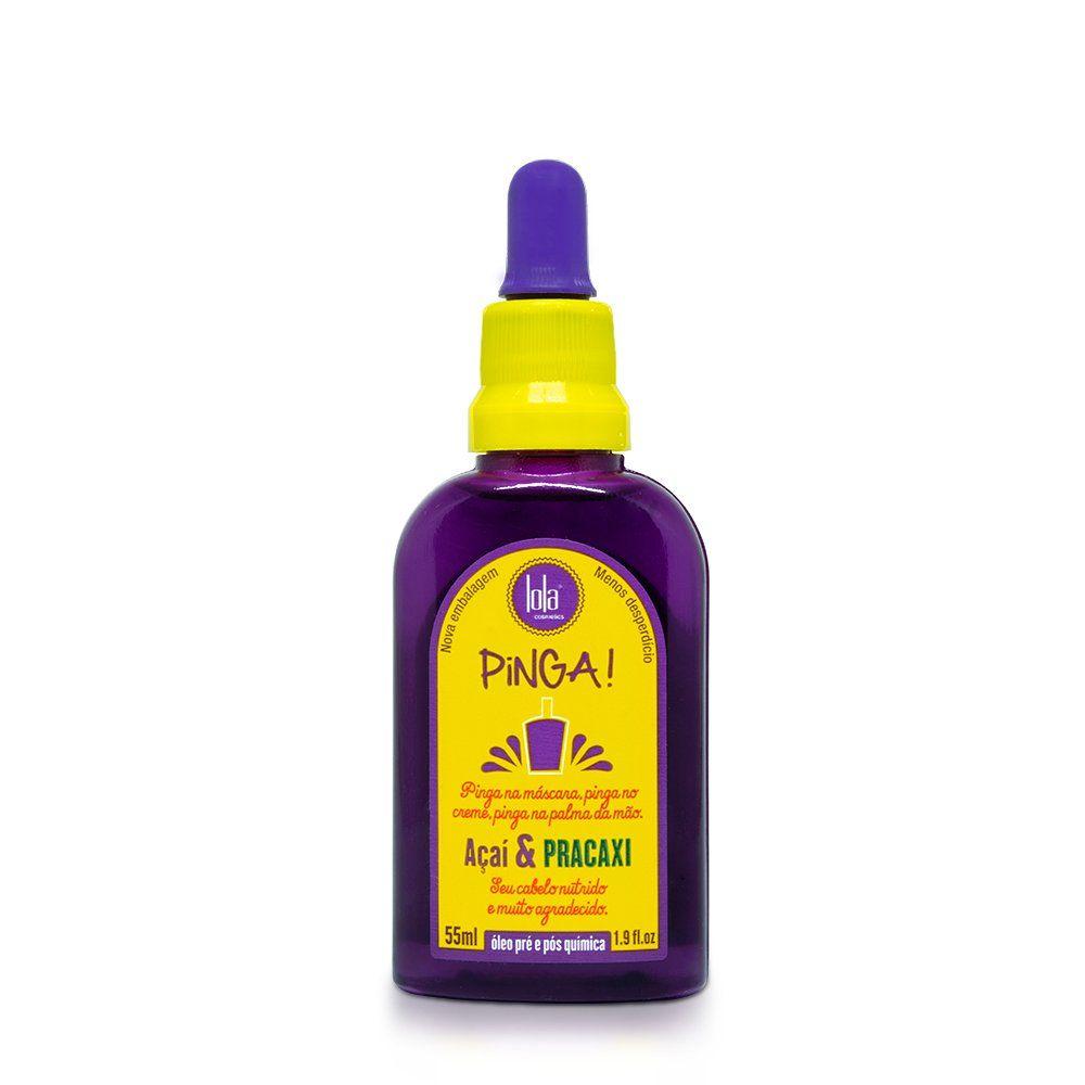 Lola Oleo Multiuso Pinga Acai e Pracaxi - 55ml