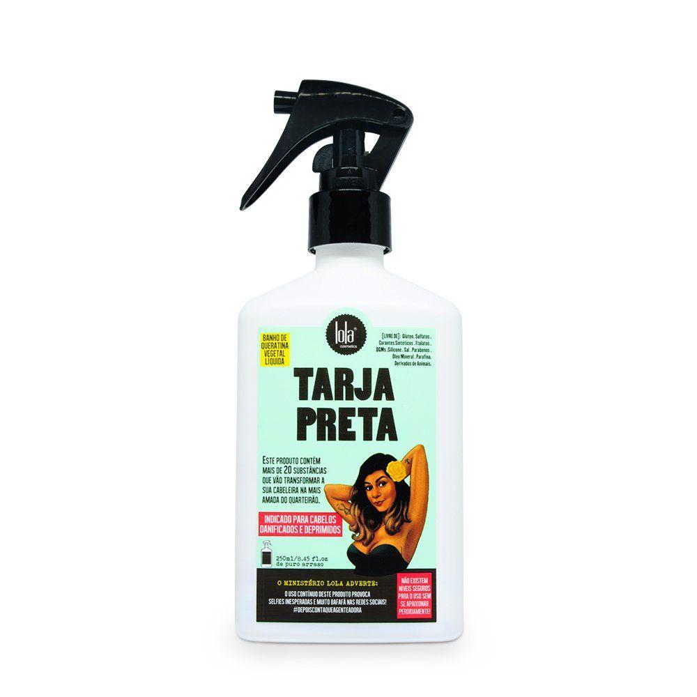 Lola Queratina Vegetal Tarja Preta - 250ml