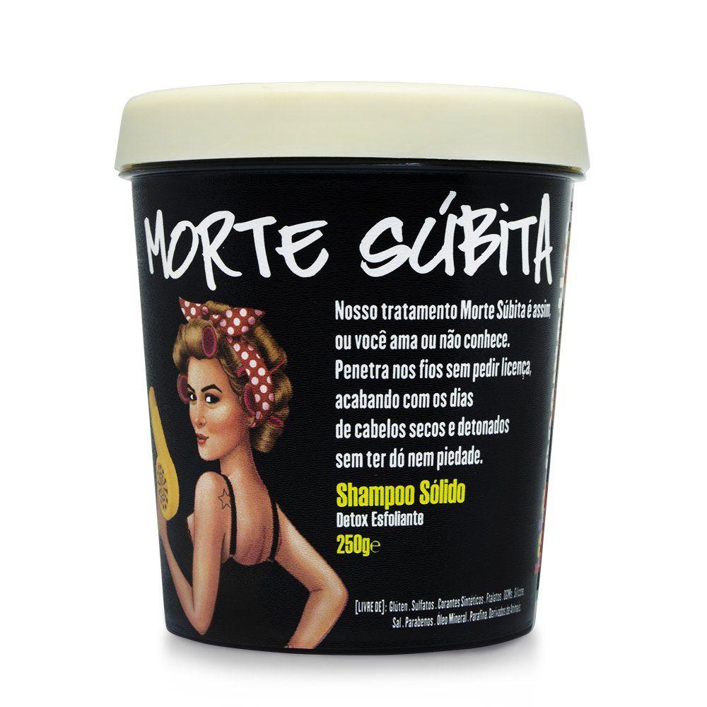 Lola Shampoo Sólido Morte Súbita - 250g