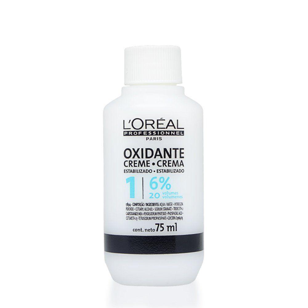 Loreal Agua Oxigenada 20vol - 75ml