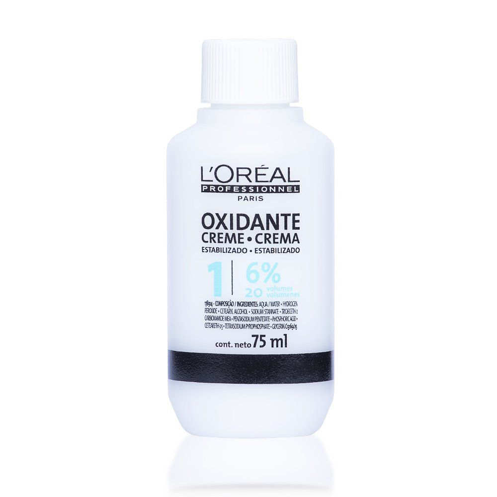 Loreal Agua Oxigenada 20vol 75ml