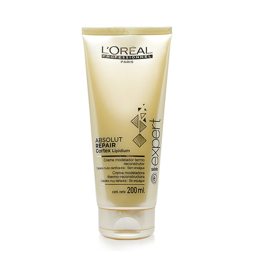 Loreal Leave-In Absolut Repair Lipidium Thermo Reconstrutor - 200 ml