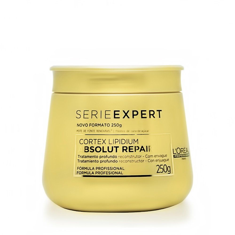 Máscara Absolut Repair Cortex Lipidium  250g - L'oreal