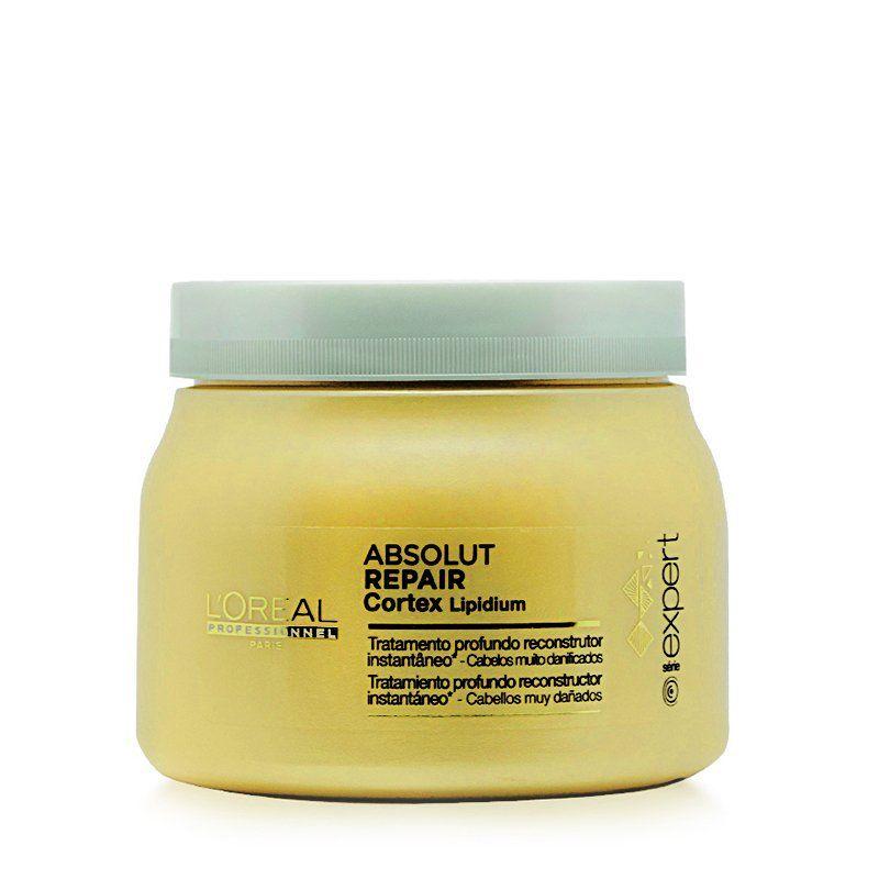 50bbceae2 Loreal Mascara Absolut Repair Cortex Lipidium - 500g | Segredo da ...