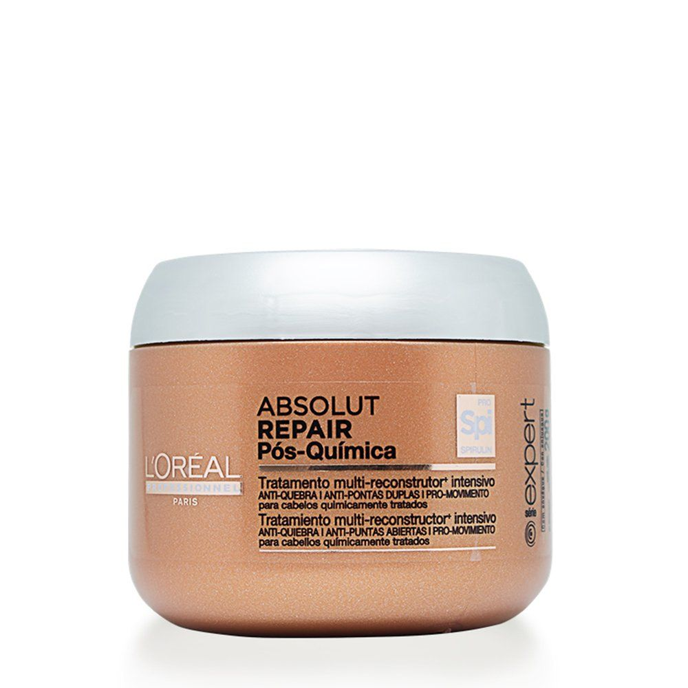Loreal Máscara Absolut Repair Pós Química - 200g