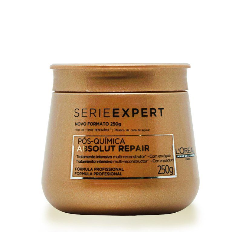 Máscara Absolut Repair Pós Química 250g - L'oreal
