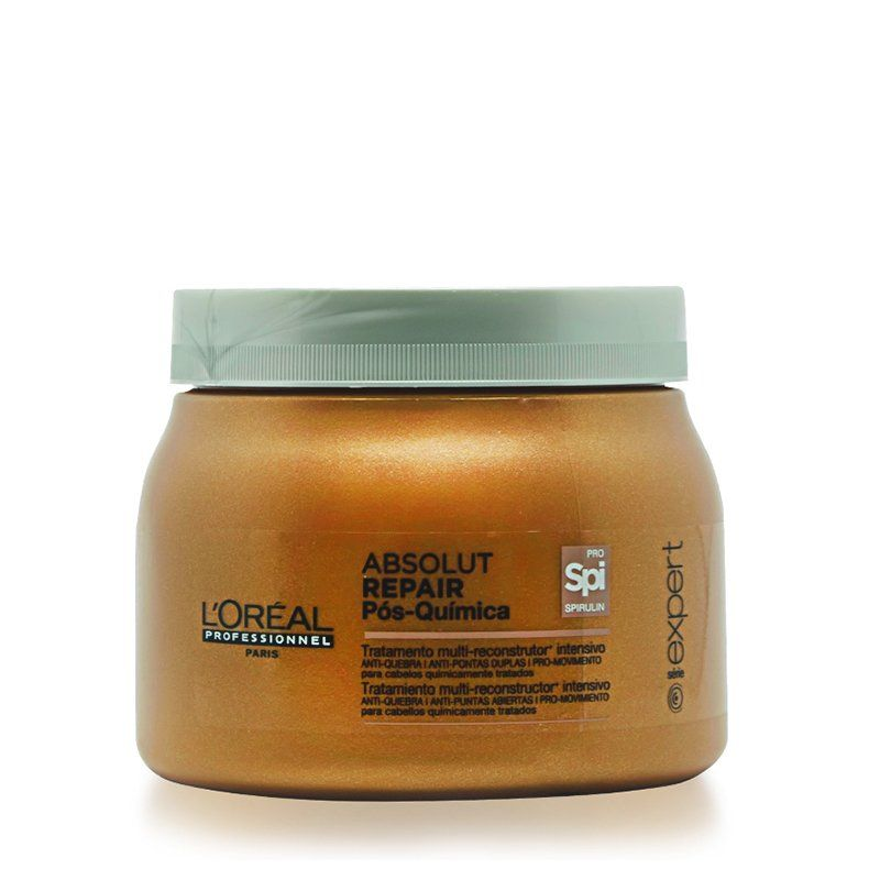 Loreal Máscara Absolut Repair Pós Química - 500g