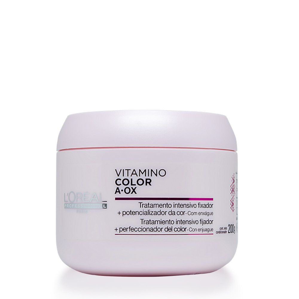 Loreal Máscara Vitamino Color - 200g