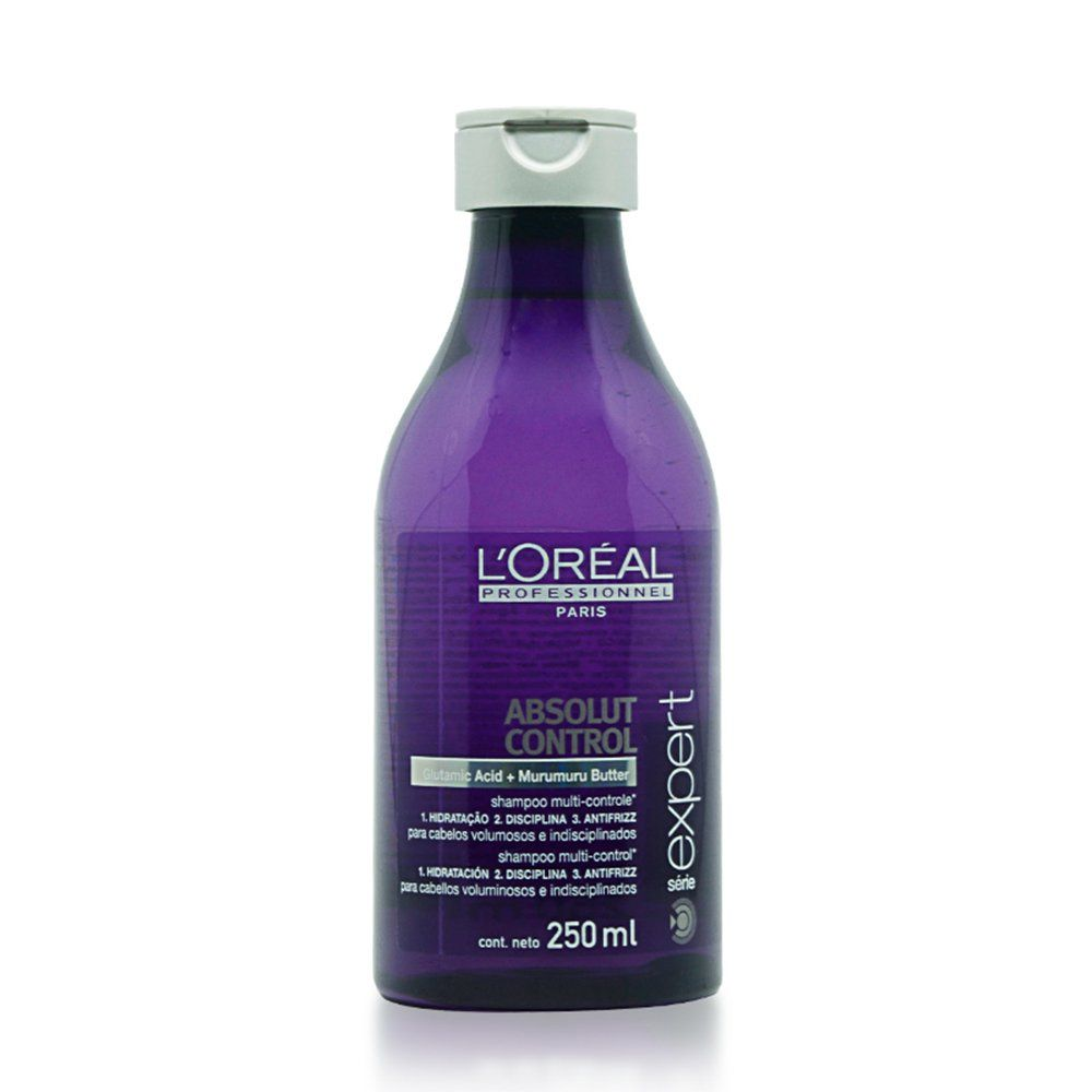 Loreal Shampoo Absolut Control - 250ml