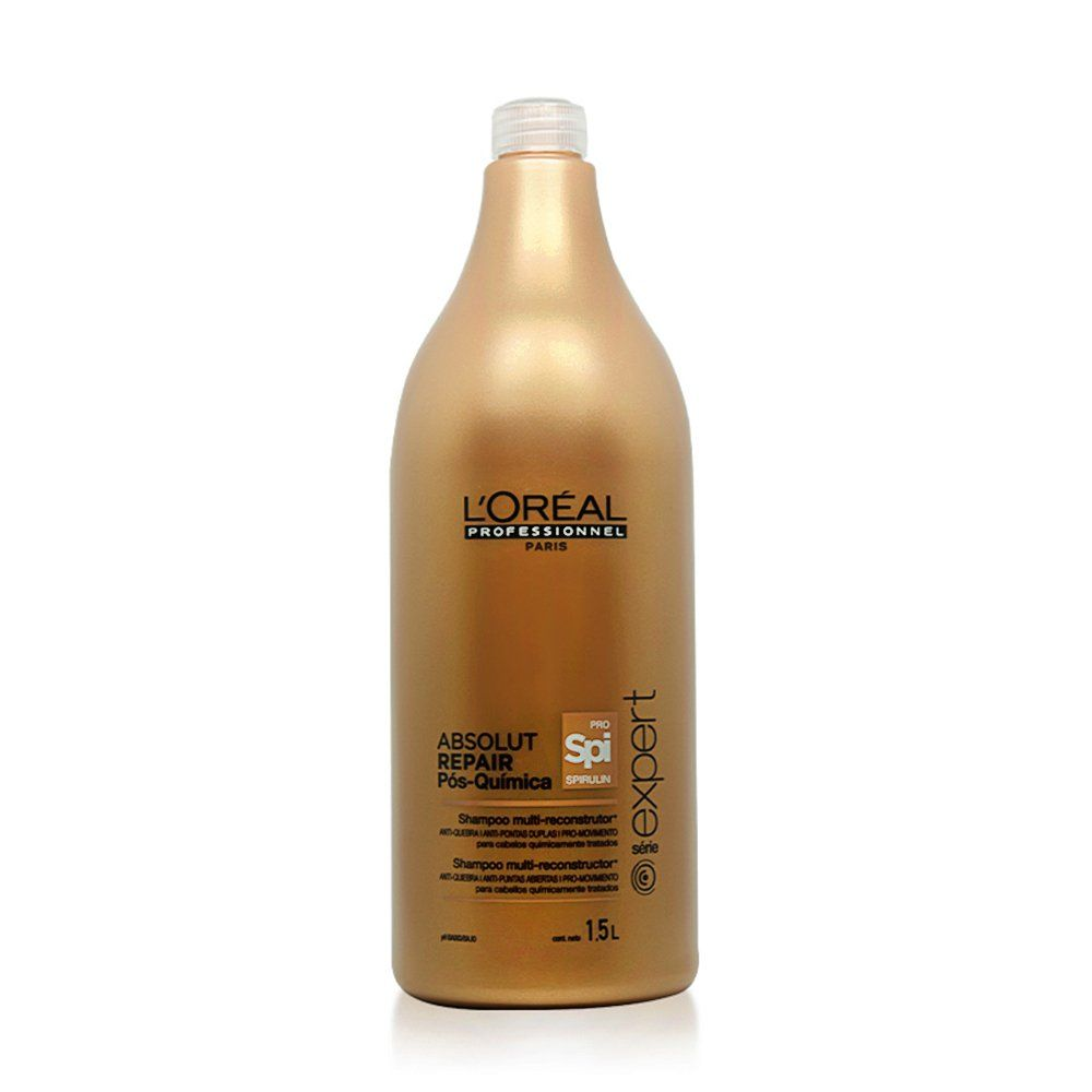 Loreal Shampoo Absolut Repair Pós Química - 1500ml