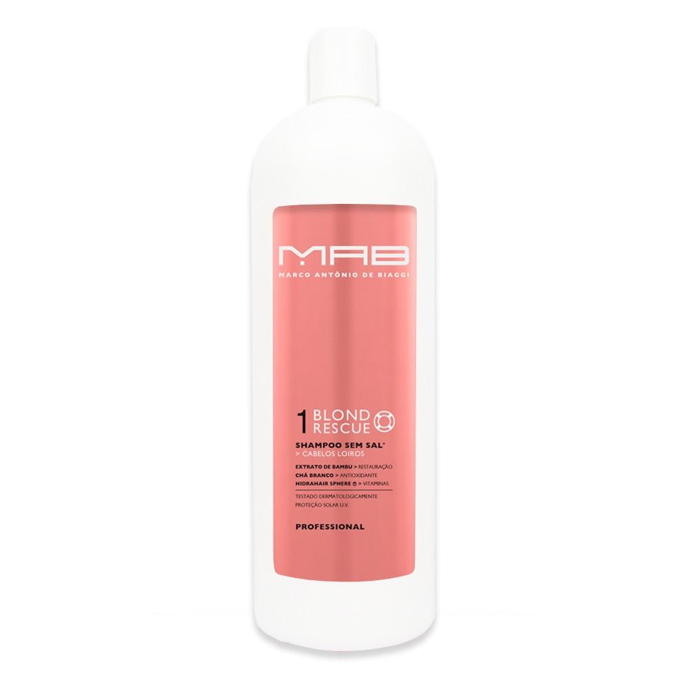 MAB Shampoo Blond Rescue 1000ml