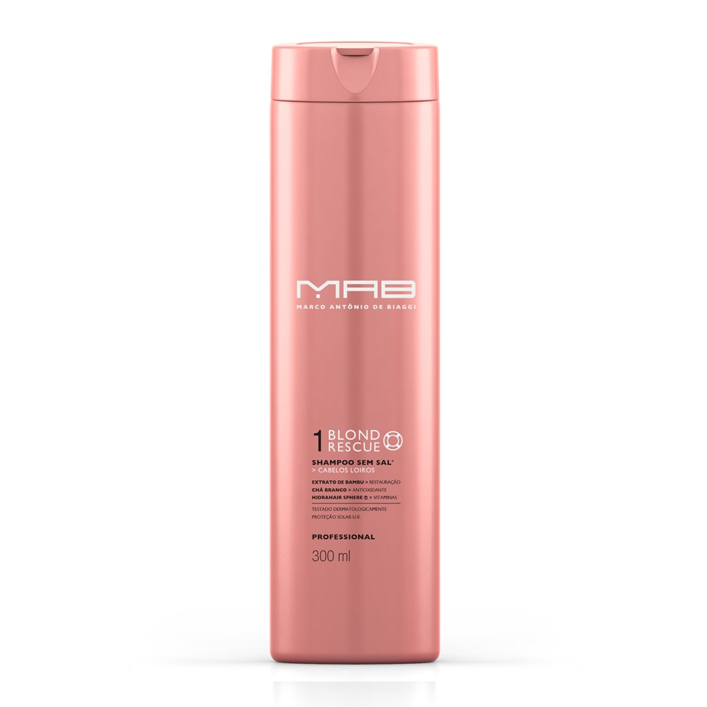 MAB Shampoo Blond Rescue 300ml
