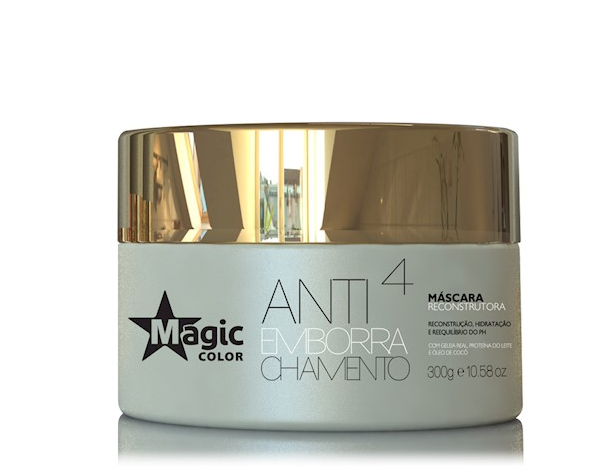 Magic Color Anti Emborrachamento Reconstrutora 300g