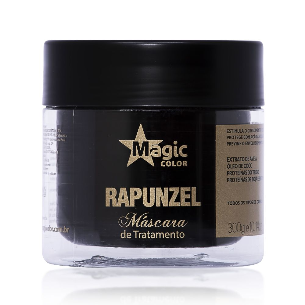 Magic Color Máscara de Tratamento Rapunzel Blond - 300gr