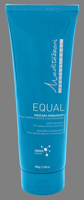 Mediterrani Máscara Condicionadora Equal - 200g