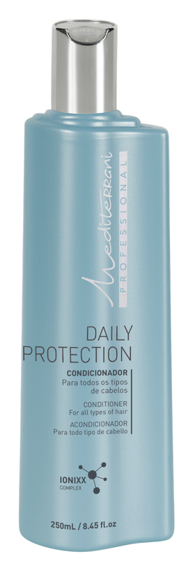 Mediterrani Shampoo Daily Protection -250ml