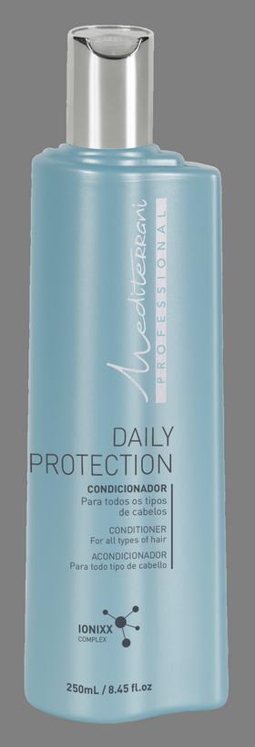 Mediterrani Shampoo Daily Protection -250ml