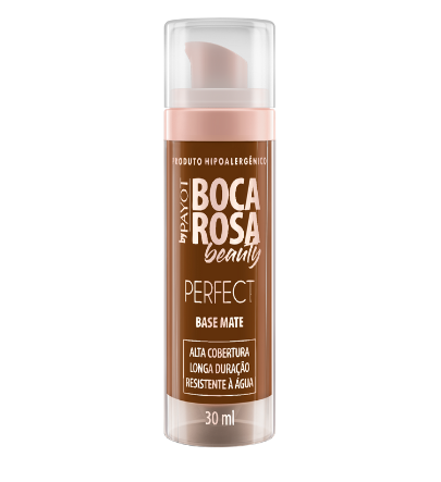 Payot Boca Rosa Beauty Base Mate Perfect cor 8 Fernanda - 30ml