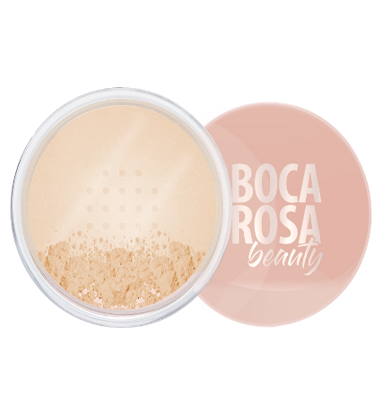 Payot Boca Rosa Beauty Pó Facial Solto cor 1 Marmore - 20g