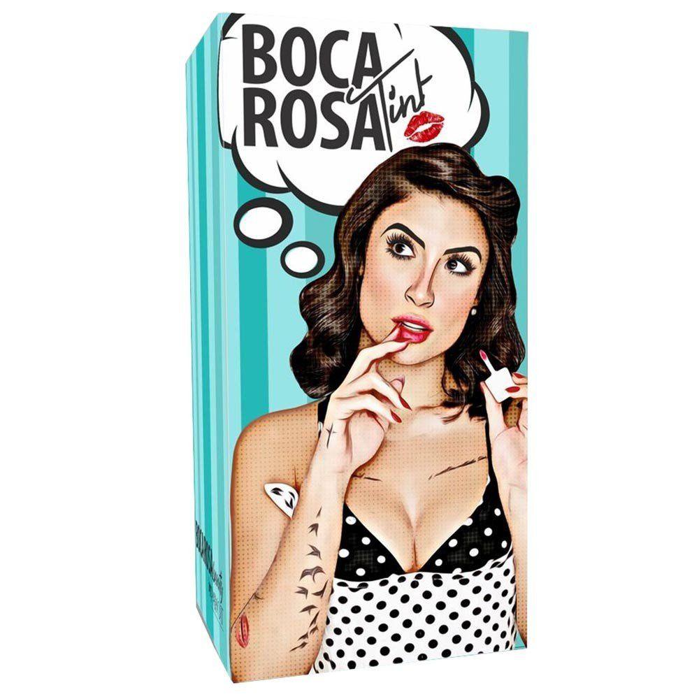 Payot Boca Rosa Lip Tint cor Vermelho Rosadinho - 10ml