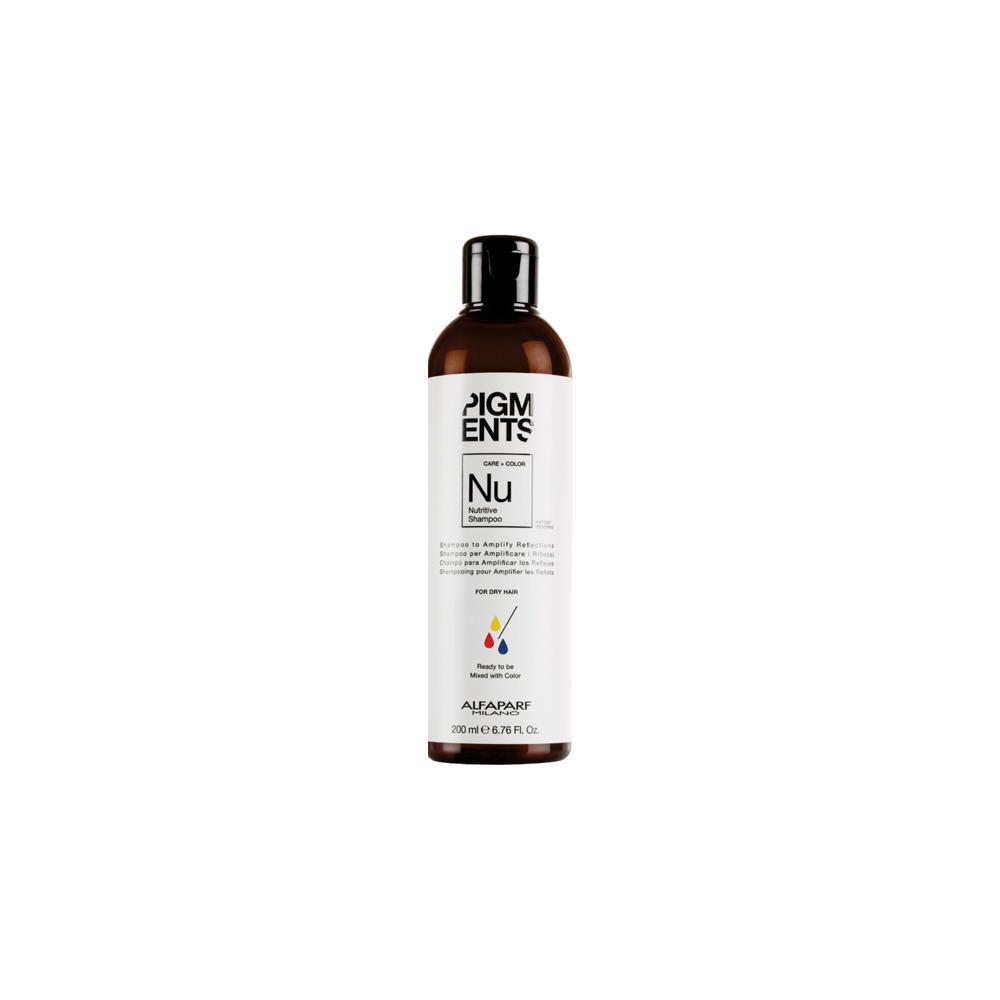 Alfaparf Milano - Shampoo Nutritivo Pigments  200 ml