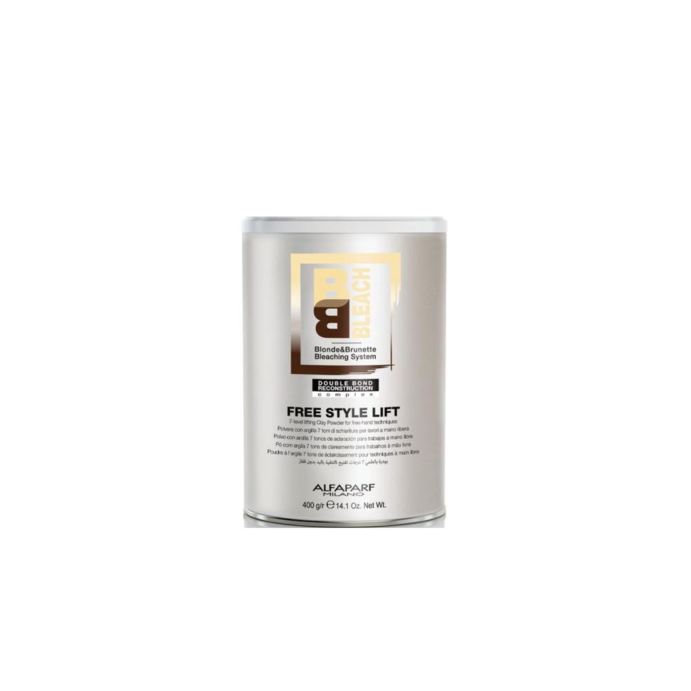 Pó Descolorante BB Bleach Free Style Lift (mão livre) 400g