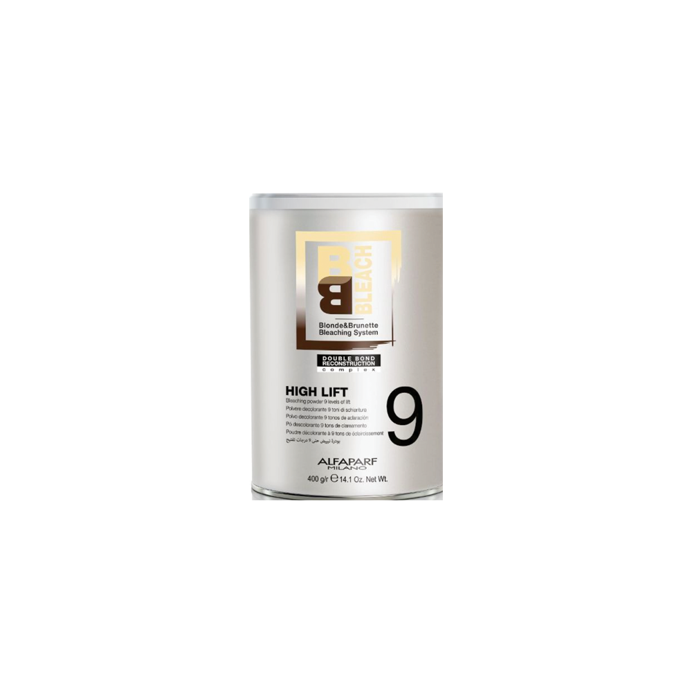 Alfaparf Milano Pó Descolorante 9 tons de Clareamento BB Bleach High Lift - 400g