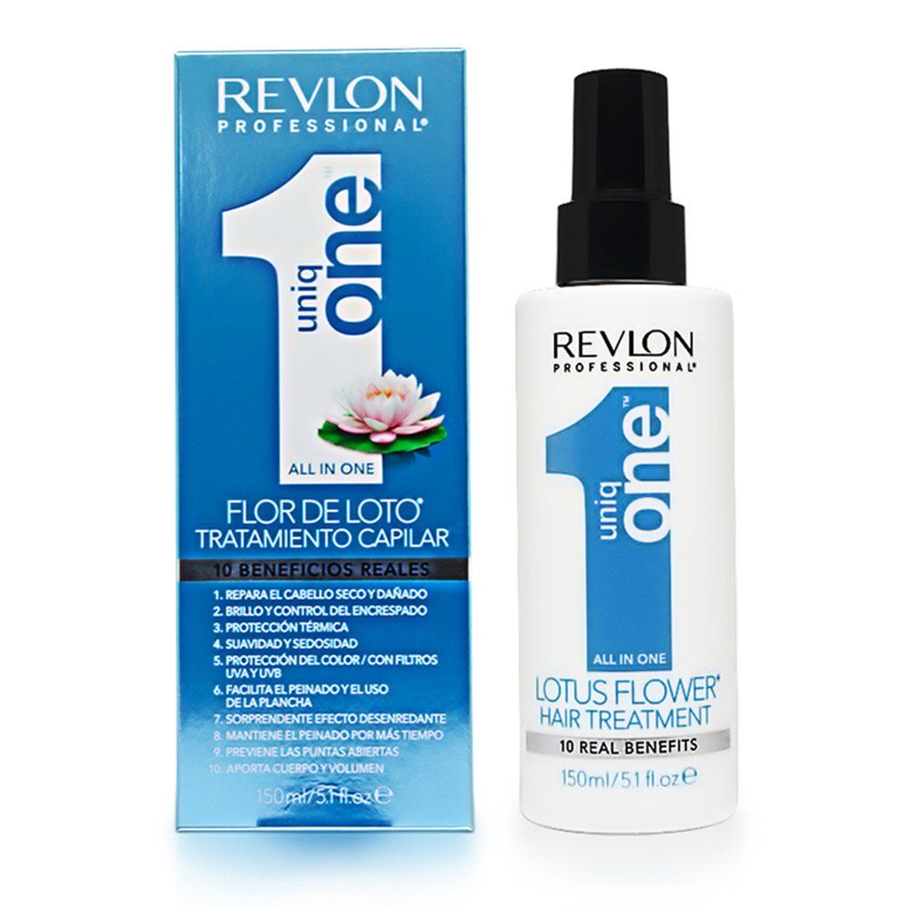 Revlon Leave-in Uniq One Hair Treatment Flor de Lotus - 150ml