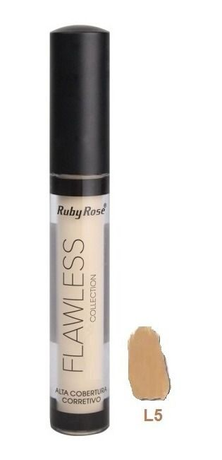 Ruby Rose Flawless Collection Corretivo Cor L5
