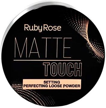 Ruby Rose Matte Touch Pó Solto Tan Neutral Cor 3