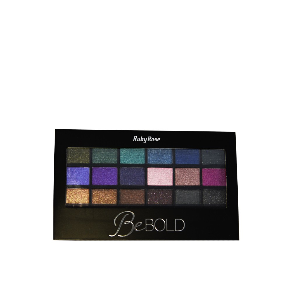 Ruby Rose Paleta de Sombras Be Bold