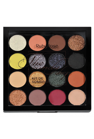 Ruby Rose Paleta de Sombras The Candy Shop