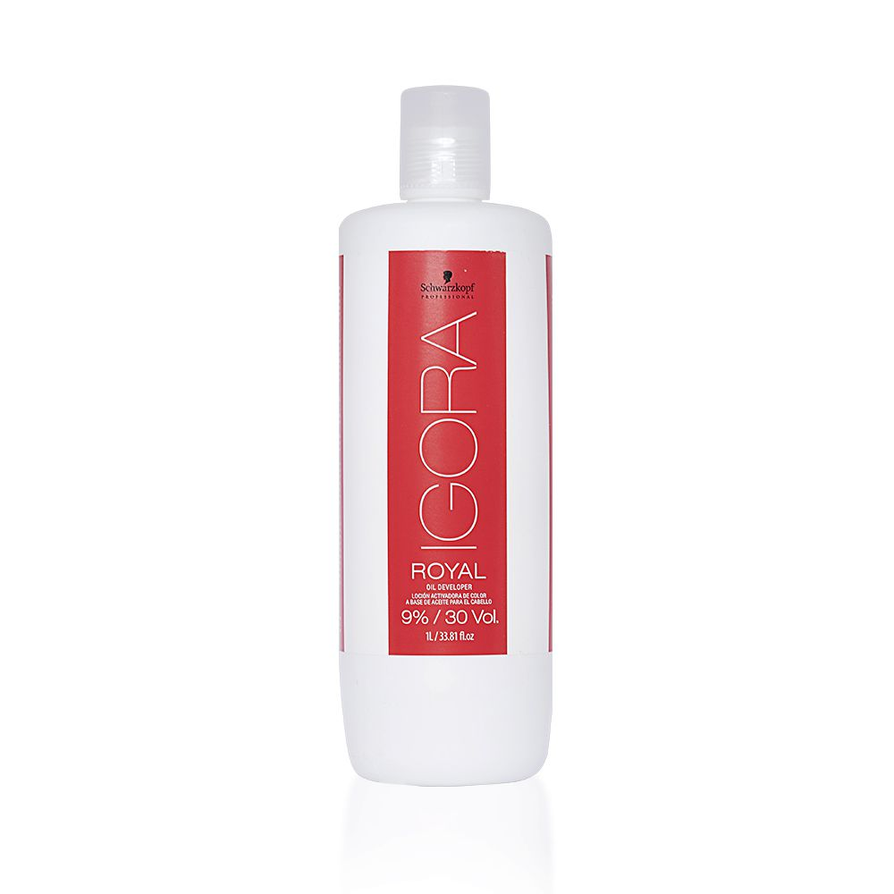 Schwarzkopf Água Oxigenada Igora Royal 30Vol  9% - 1000ml