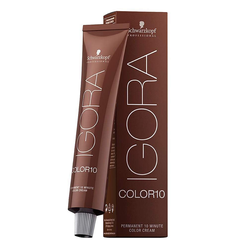 Schwarzkopf Igora Color 10 7.1 Louro Médio Cinza 60g