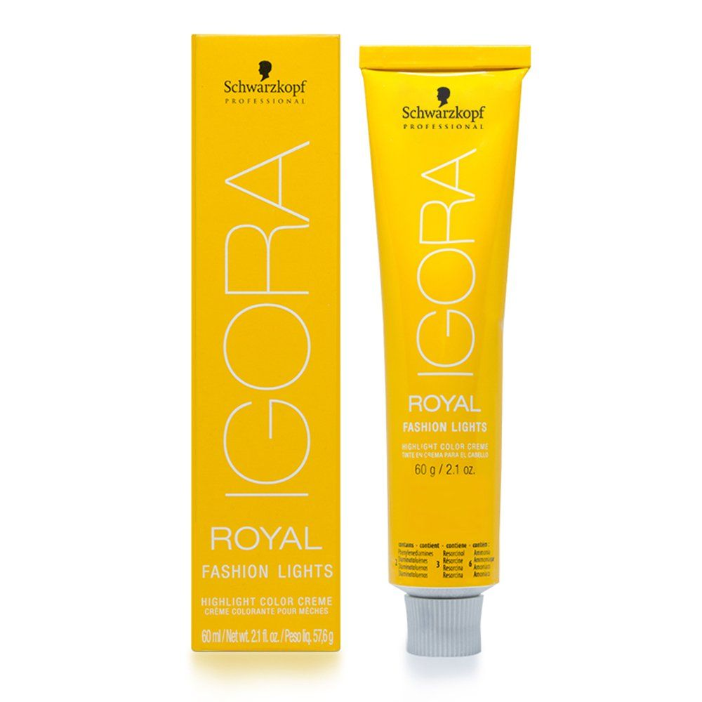 Schwarzkopf Igora Royal Fashion Lights L77 Cobre - 60g