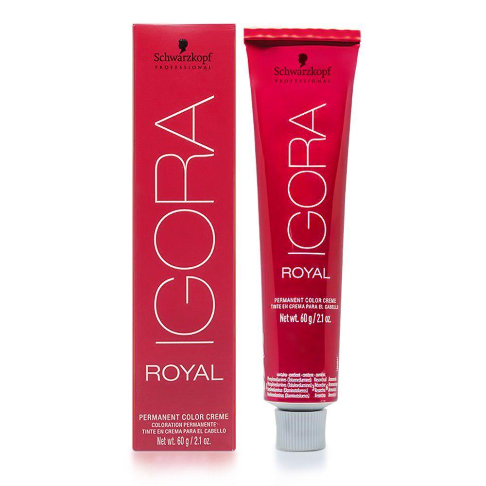 Schwarzkopf Igora Royal HD Mix 0.89 Tom Mistura Vermelho Violeta - 60g