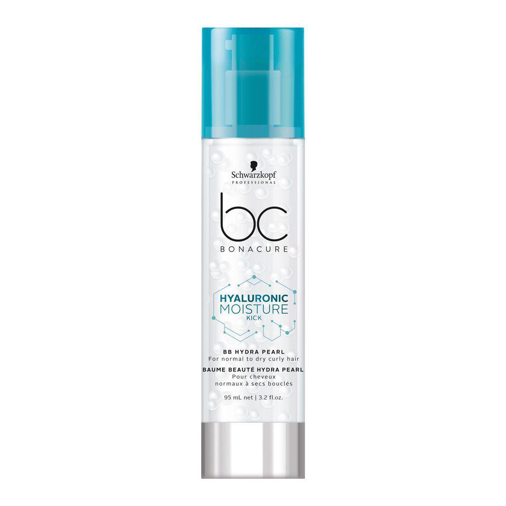 Schwarzkopf Professional - BC Bonacure - Hyaluronic Moisture Kick - Bálsamo de Beleza Hydrapearl 95 ml