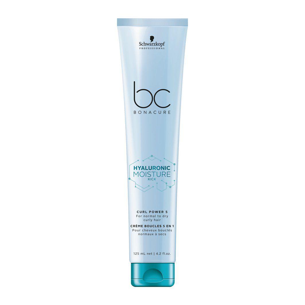 Schwarzkopf Professional - BC Bonacure - Hyaluronic Moisture Kick - Creme Curl Power 5 150 ml