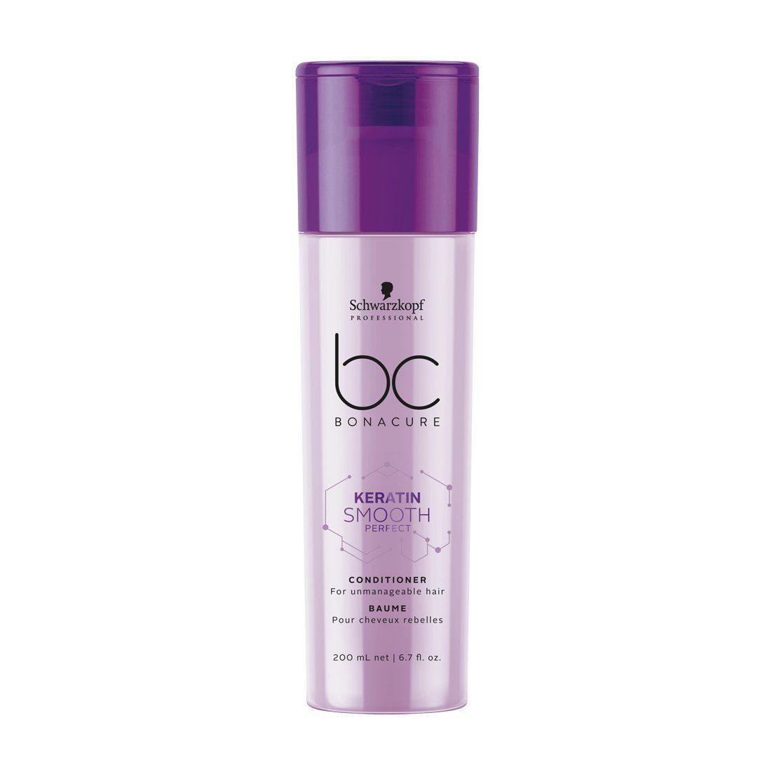 Schwarzkopf Professional - BC Bonacure - Keratin Smooth Perfect - Condicionador 200 ml
