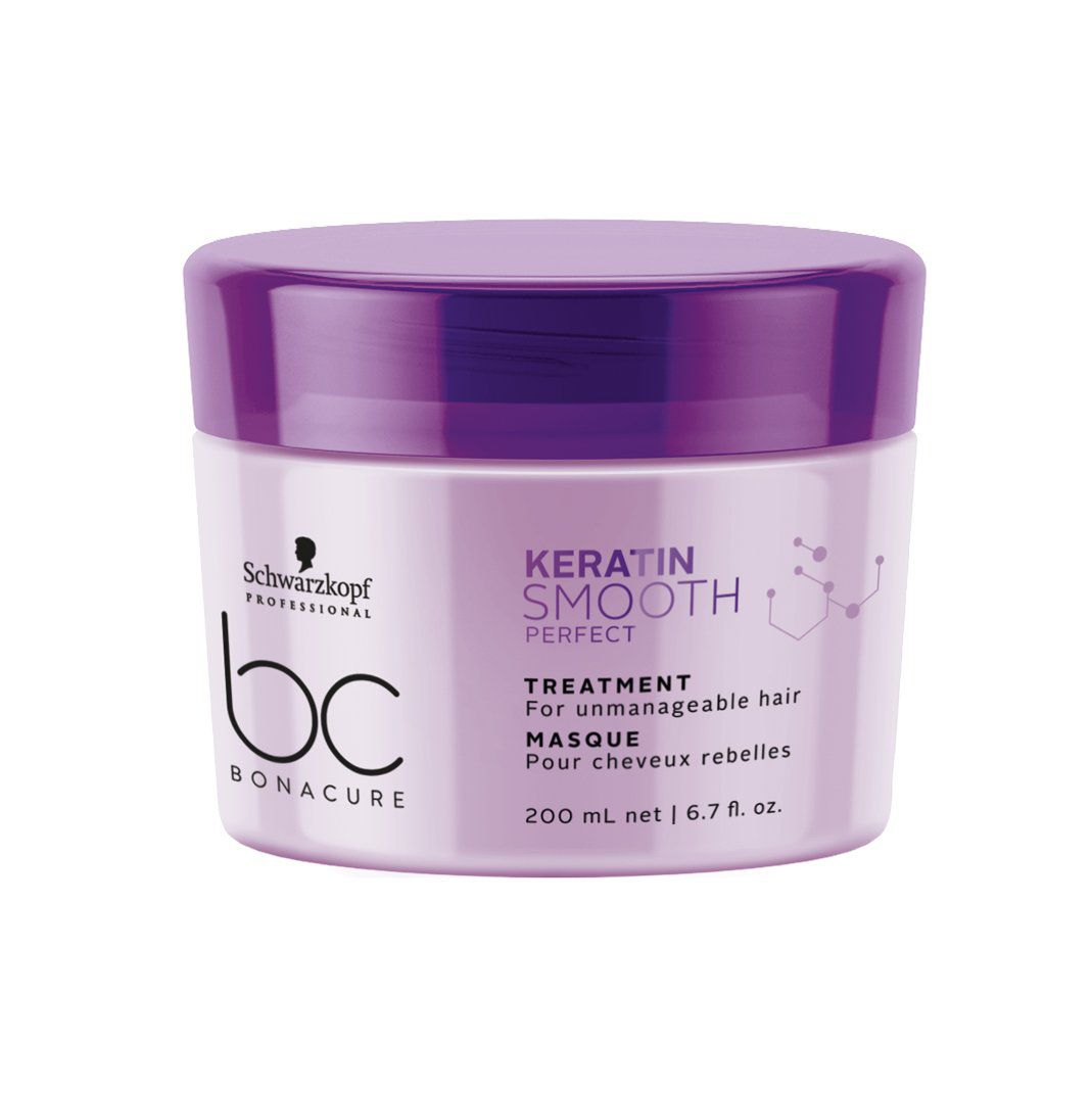 Schwarzkopf Professional - BC Bonacure - Keratin Smooth Perfect - Máscara 200 ml