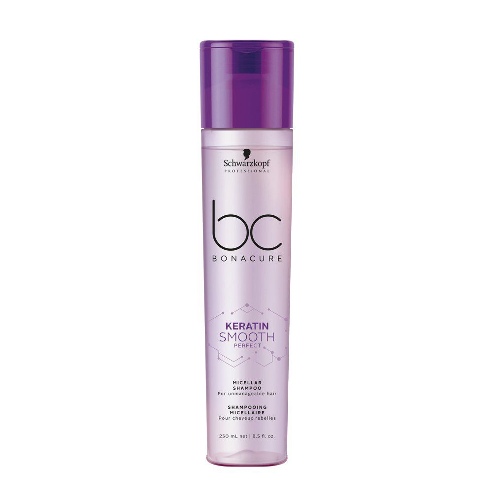 Schwarzkopf Professional - BC Bonacure - Keratin Smooth Perfect - Shampoo Micelar 250 ml