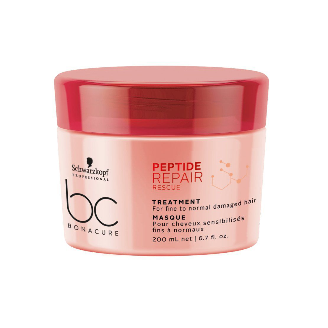 Schwarzkopf Professional - BC Bonacure - Peptide Repair Rescue - Máscara 200 ml