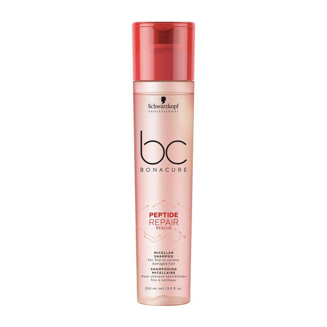 Schwarzkopf Professional - BC Bonacure - Peptide Repair Rescue - Shampoo Micelar 250 ml