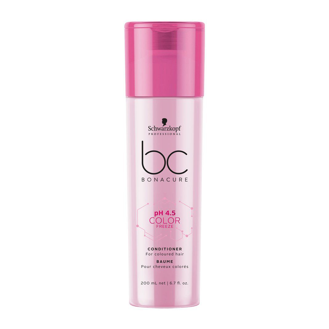 Schwarzkopf Professional - BC Bonacure - pH 4.5 Color Freeze - Condicionador 200 ml