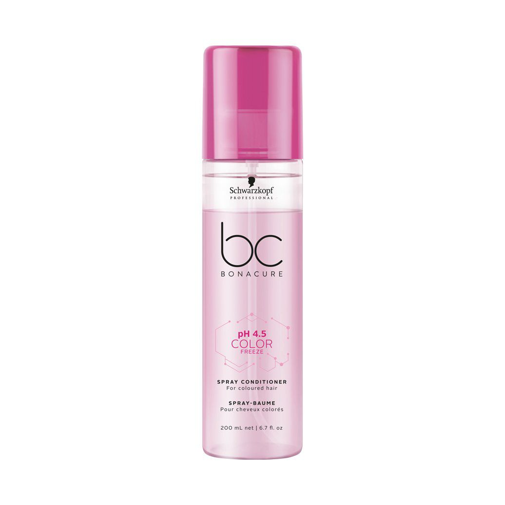 Schwarzkopf Professional - BC Bonacure - pH 4.5 Color Freeze - Condicionador Spray 200 ml