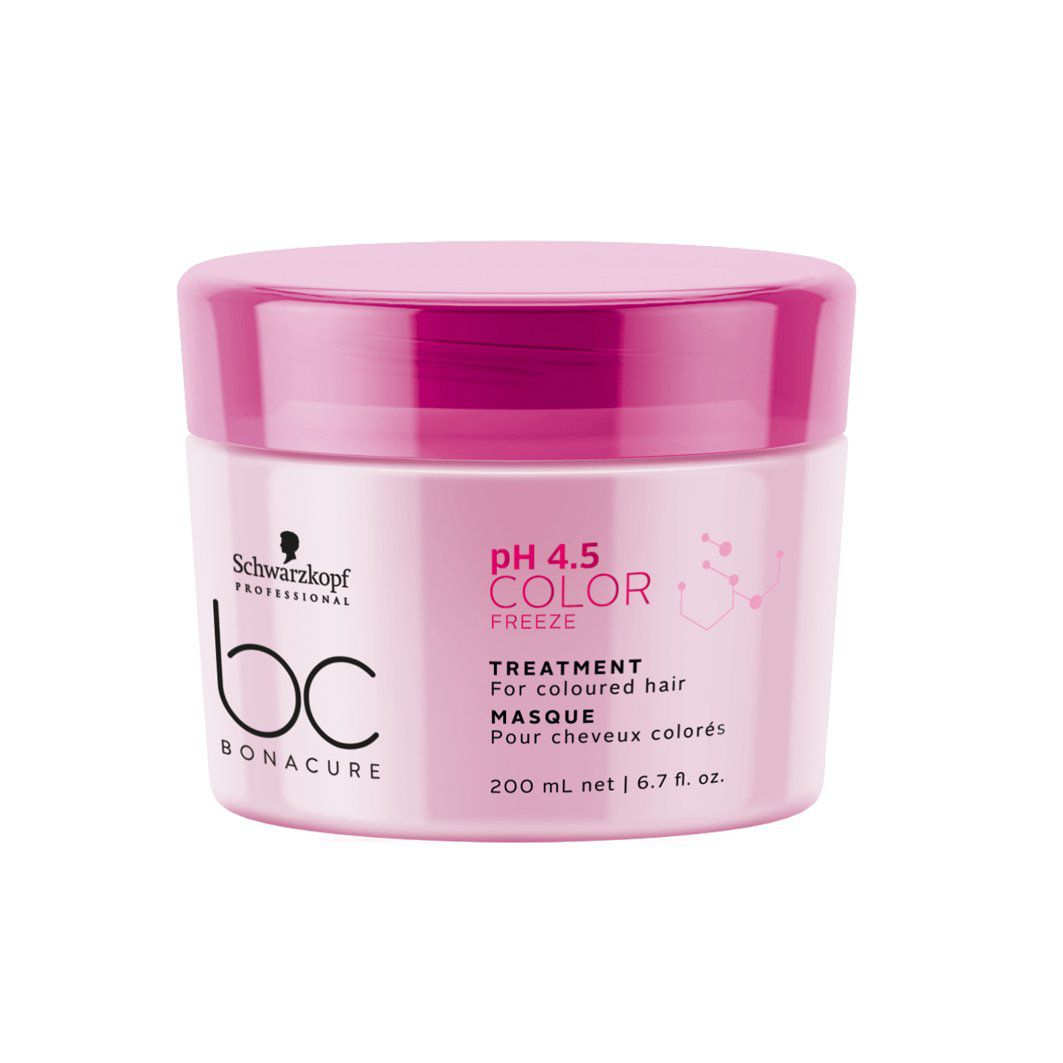 Schwarzkopf Professional - BC Bonacure - pH 4.5 Color Freeze - Máscara 200 ml